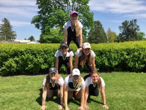 Golfing to gold