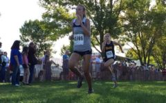 Cross country races into a new season