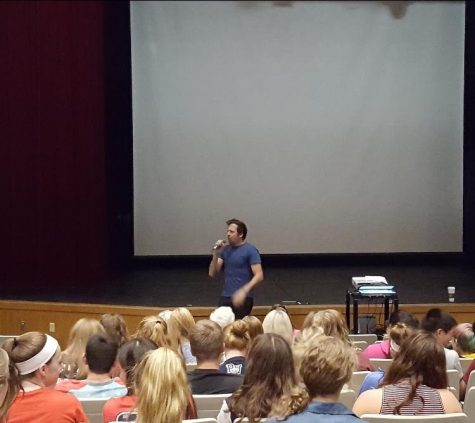 Voices 4 Peru: Klopp visits PV students