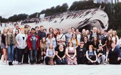 PV art students explore future education in the visual arts