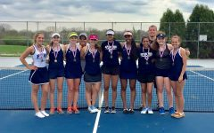 Spartan tennis thrives on