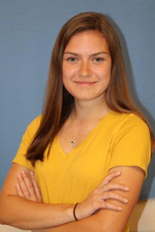 Abby Davison, Copy Editor