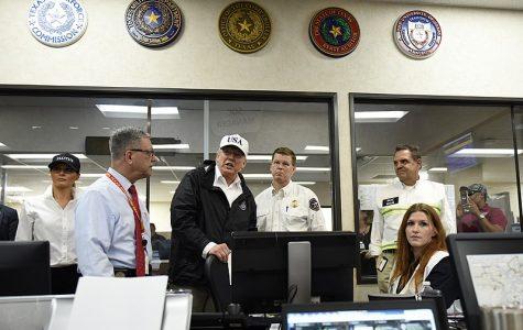 Trump's Handling of Hurricane Harvey
