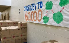 Student Hunger Drive in full swing
