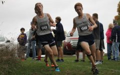 Spartans sweep MAC cross country
