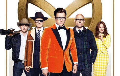 What's in the golden circle? Kingsman: the Golden Circle review