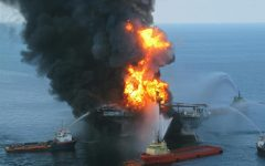 Oil spill in Gulf: Largest since 2010