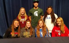 Spartan athletes sign to the next level