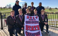 Boys' cross country adds fresh trophy to the case