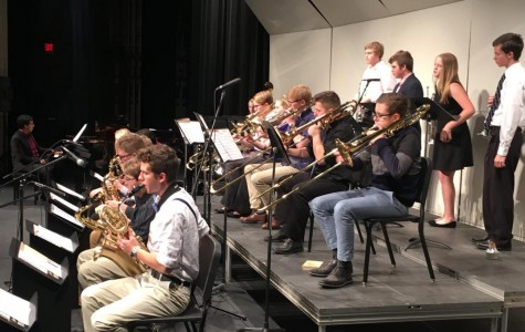 Jazz night brings PV jazz to life