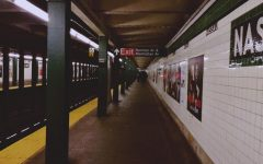 Terror in the New York subway