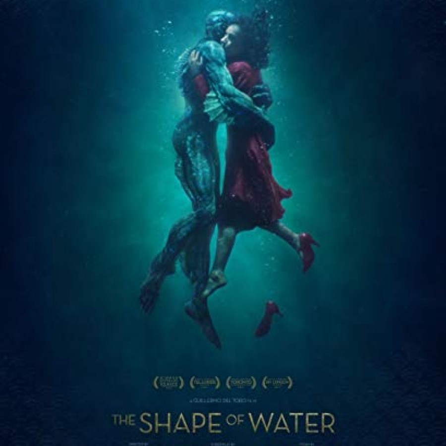 """Tragedy and delight in """"The Shape of Water"""""""