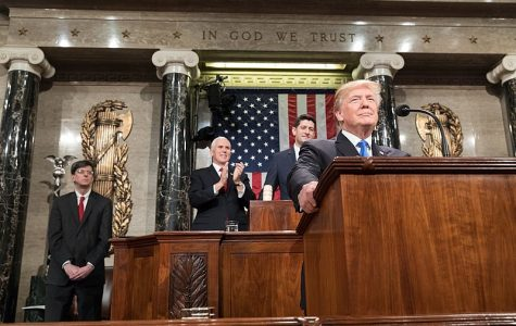 Trump's State of the Union Address looks to unify US