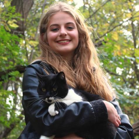 London Bicknell, Student Life Editor