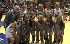 Iowa and Illinois basketball all-star game