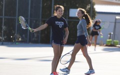 Serving the competition early in the season: Spotlighting PV Girls' Tennis