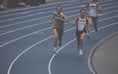 Blue oval bound; The new blue standard for the Drake Relays