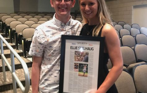 Ellie Spelhaug: QC-Times athlete of the year