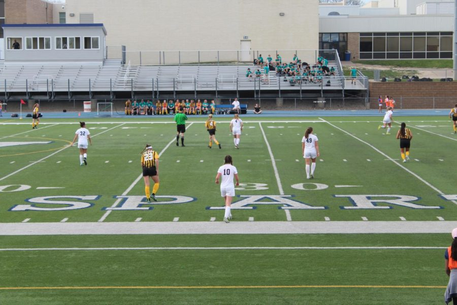 Girls and Boys soccer teams beat Bett: Recap