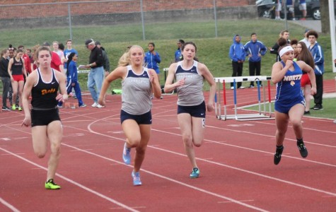 Spartans compete at the Blue Oval