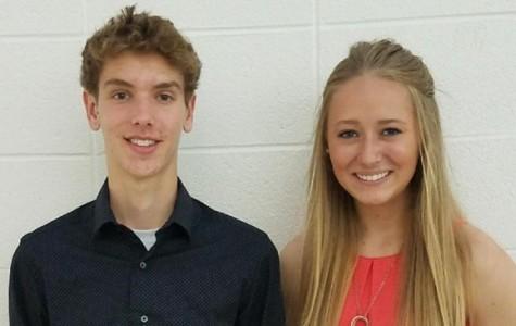 Pleasant Valley senior athletic awards