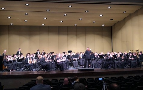 Spartan musicians excel at State Large Group Festival