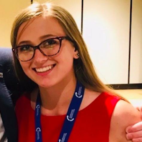 Ava Stigler, Editor-in-Chief