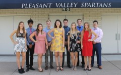 Meet this year's Pleasant Valley Homecoming Court