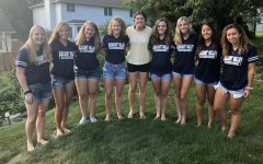 PV girls splash into a new swim season