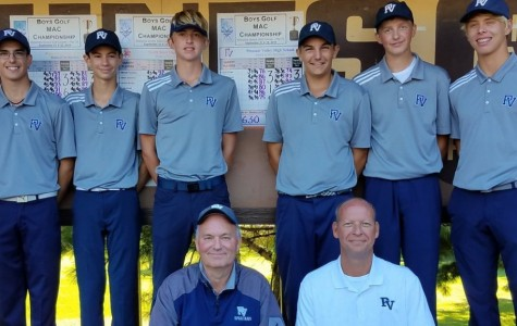 Golf team gets second at state