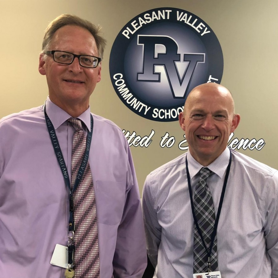 Passing the torch: PV selects new superintendent