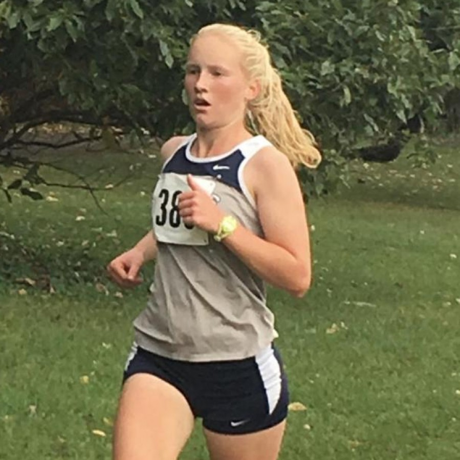 Athlete of the week: Mallory Lafever