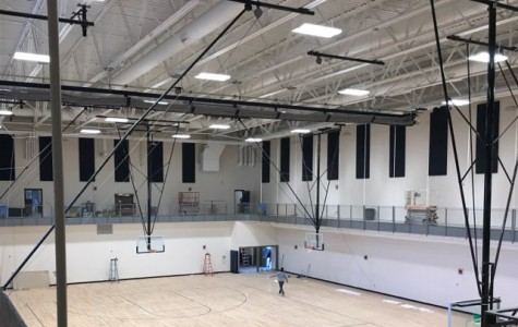 PV construction to benefit athletics