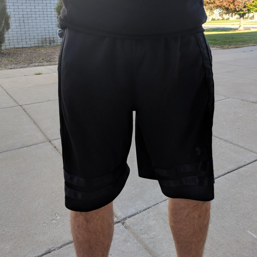Satire: PV boy wears basketball shorts in the cold to show he's not a wussie