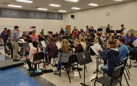 Marching band to concert band: What does it entail?