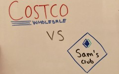 Which store will trump the other? Costco or Sam's?