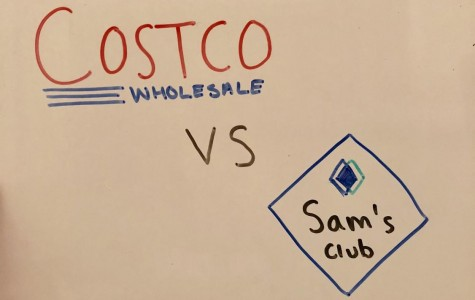Which one: Costco or Sam's Club?