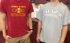 A comparison of Iowa state schools