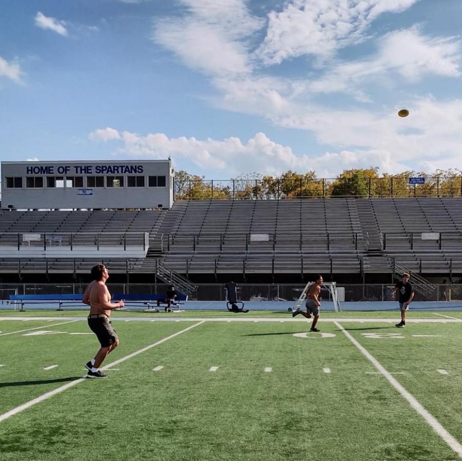 Frisbee Fridays