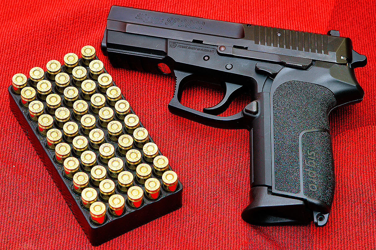 Handguns are a highly accessible and deadly weapon