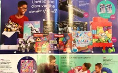 Bed Bath and Beyond magazine advertising the top toys of 2018.