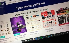 The Cyber Monday official website.