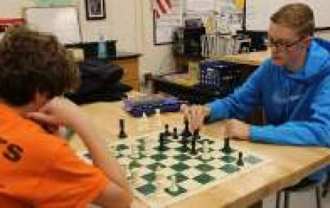 Club Spotlight: Chess Club