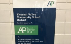 PV receives AP district honor roll