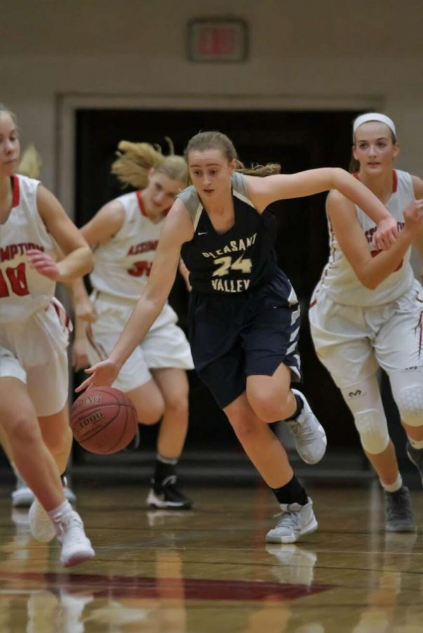 Athlete of the week: Anna Griffin