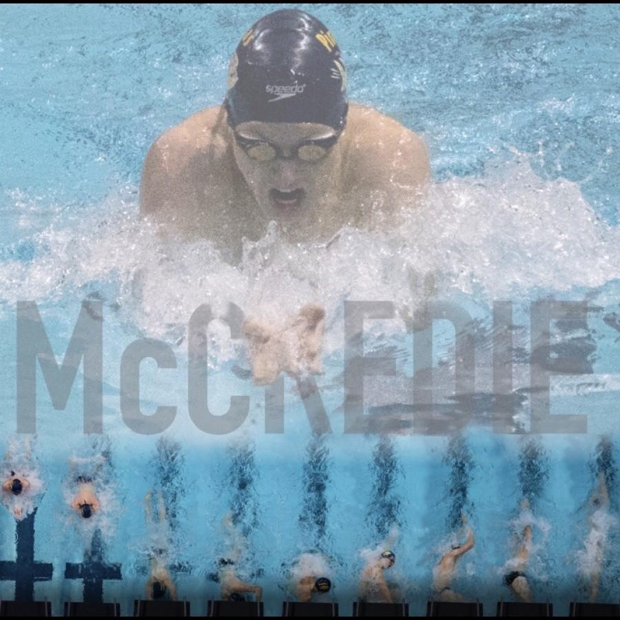 Athlete of the week: Jacob McCredie