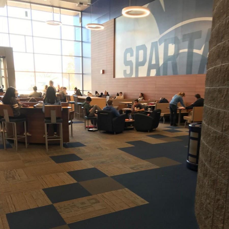 The irony of study hall