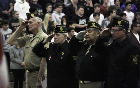 Slideshow: Veteran's Day assembly