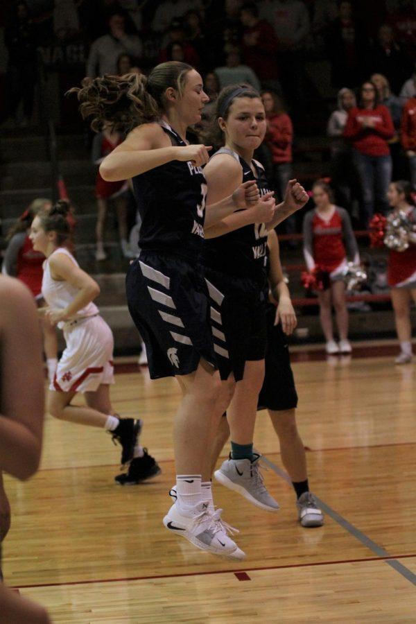 "PV girls basketball ""rises up"""