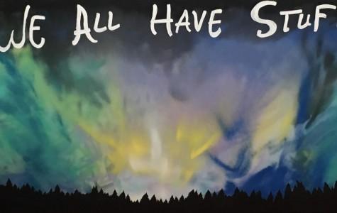 Art club helps depression decrease